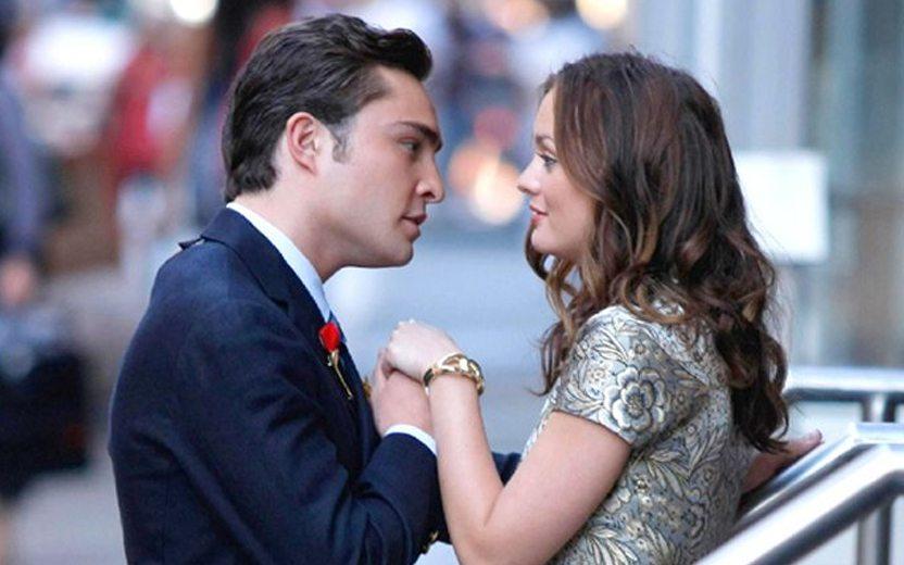 Casais de séries: Blair e Chuck