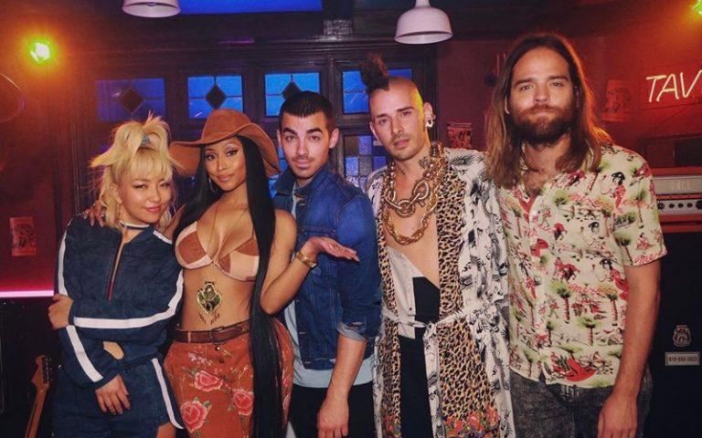 DNCE e Nicki Minaj