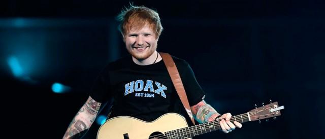 Vem conferir a setlist do show do Ed Sheeran no Brasil!