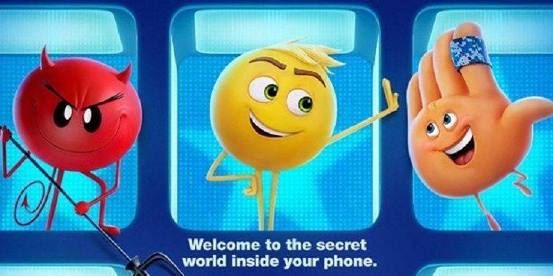 emoticons do filme Emoji