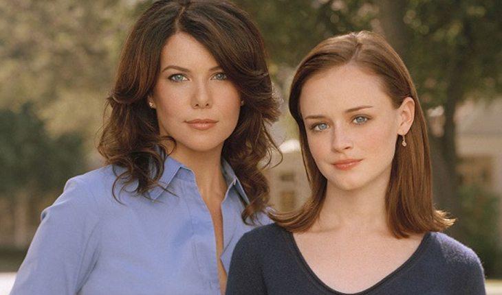 filmes e séries pra ver com sua mãe na Netflix: Gilmore Girls