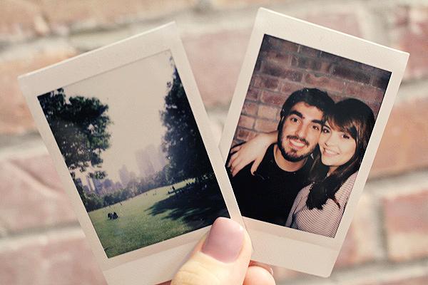 Famosos que também AMAM fotos Instax!