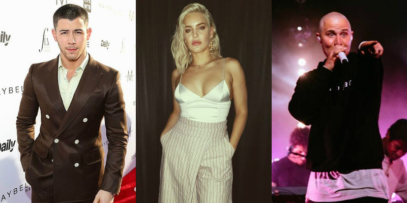 Parceria entre Nick Jonas, Anne-Marie e Mike Posner para Remember I Told You
