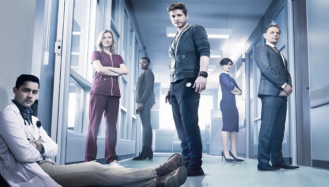Elenco da série The Resident