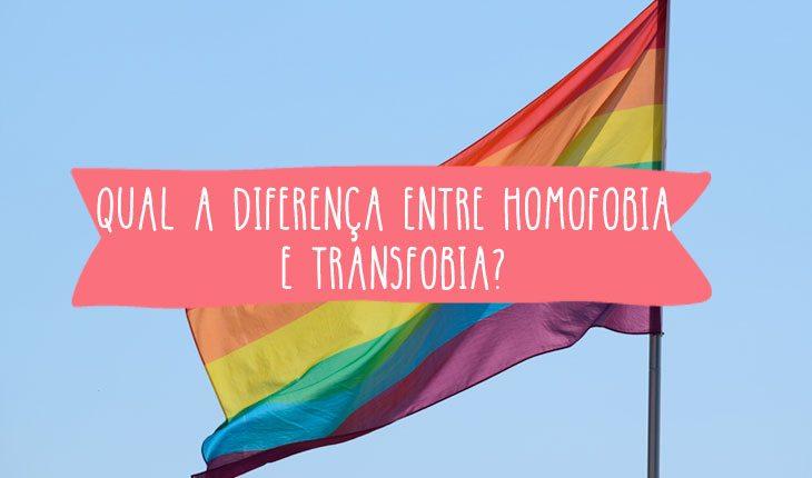 Transgêneros: Qual a diferença entre homofobia e transfobia?