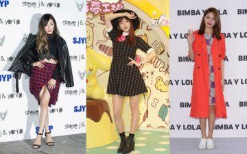 Os melhores looks das garotas de K-pop