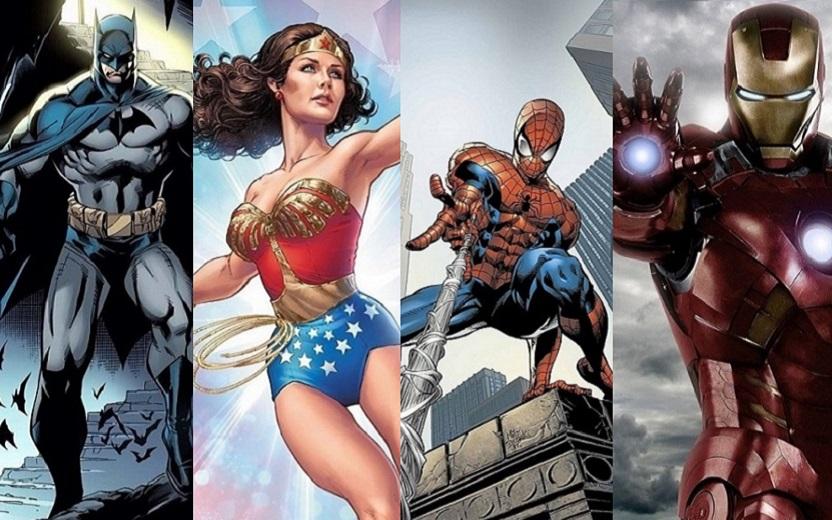 TESTE: Qual super-herói você é?