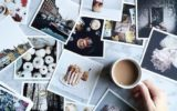 Composições divertidas para fazer com Instax no Instagram