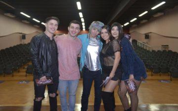 Brothers Rocha, Erick Mafra e Beleza Teen, elenco do Festival todateen de Belo Horizonte