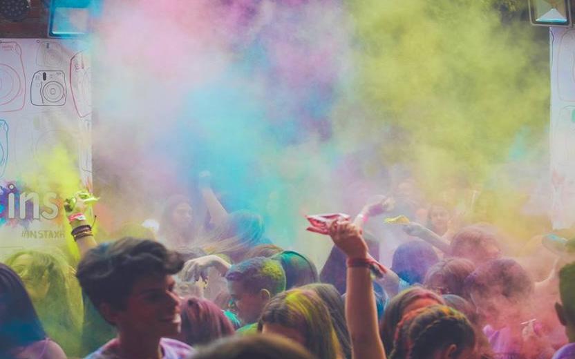 Holi Teen 6: o festival mais colorido de São Paulo está chegando