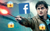Facebook libera magia para comemorar aniversário de Harry Potter e a Pedra Filosofal