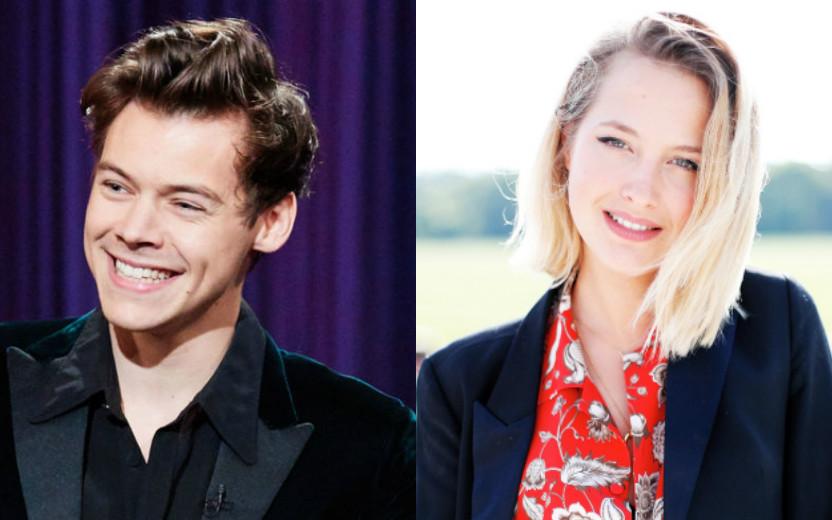 Harry Styles e Tess Ward