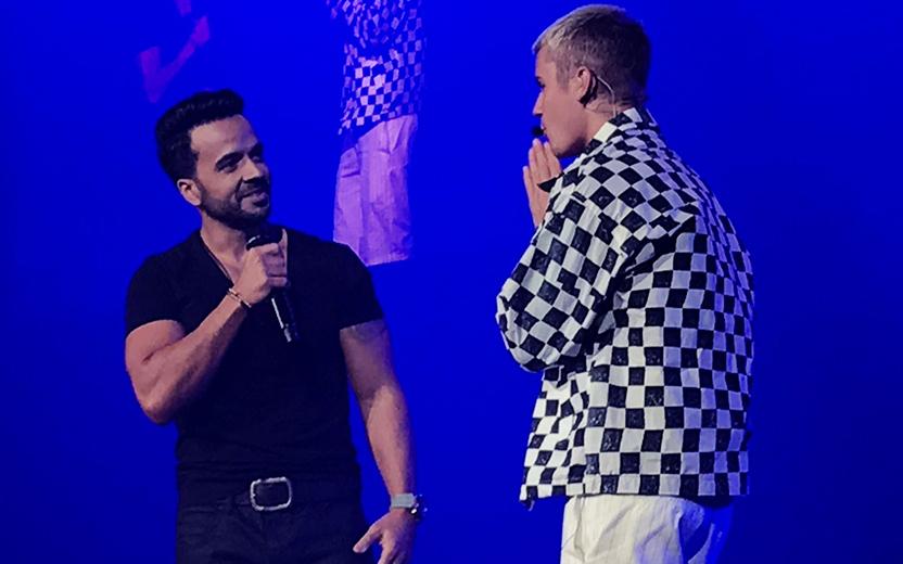 Luis Fonsi diz que Justin Bieber não tem a obrigação de saber a letra de 'Despacito'