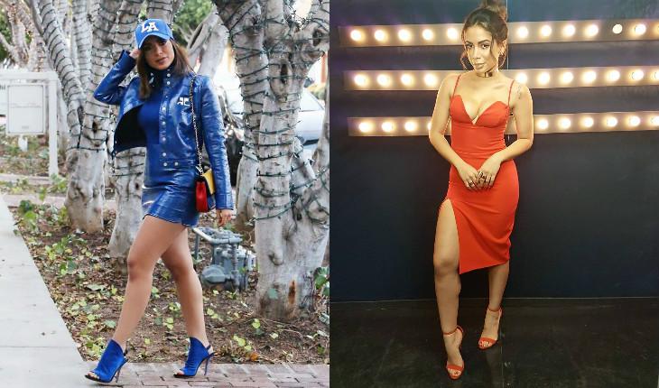 Looks da Anitta música da Anitta