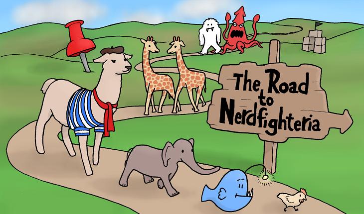 7 curiosidades sobre os nerdfighters