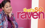 "Raven e frase""that's so haven"" ao lado em raven's home"