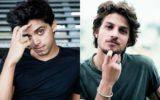 Rodrigo Simas e Chay Suede Duelo de gatos