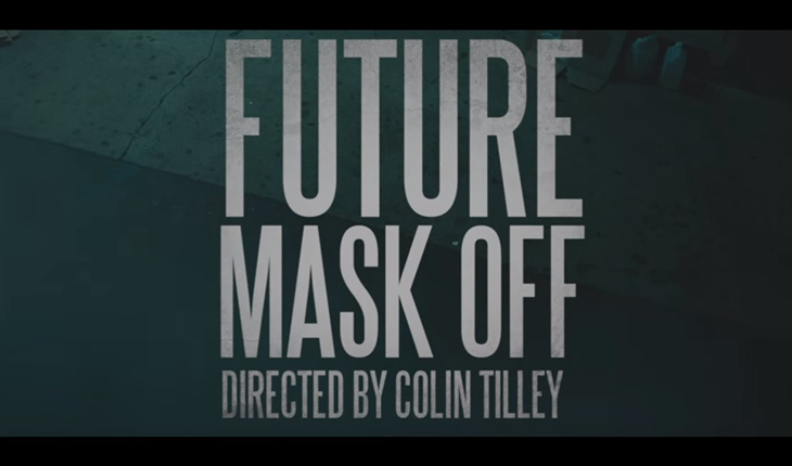 músicas: cena do clipe Mask off