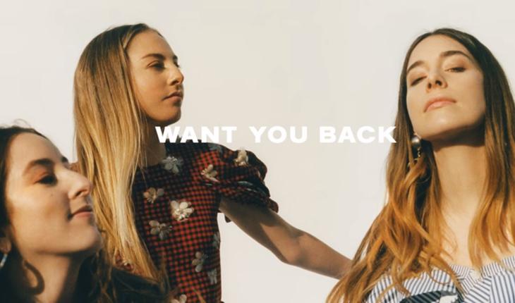 músicas: cena do clipe want you back