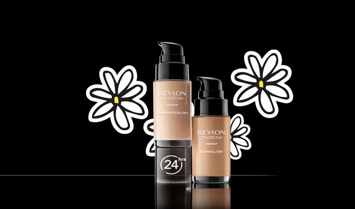 Base RevlonColorStay Makeup