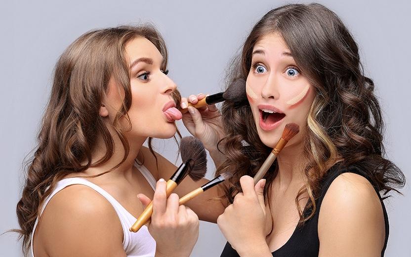 amigas-tutoriais de make-maquiagem