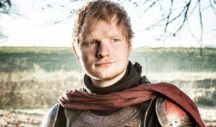 Ed Sheeran estreou em Game of Thrones: veja detalhes da participação do cantor!