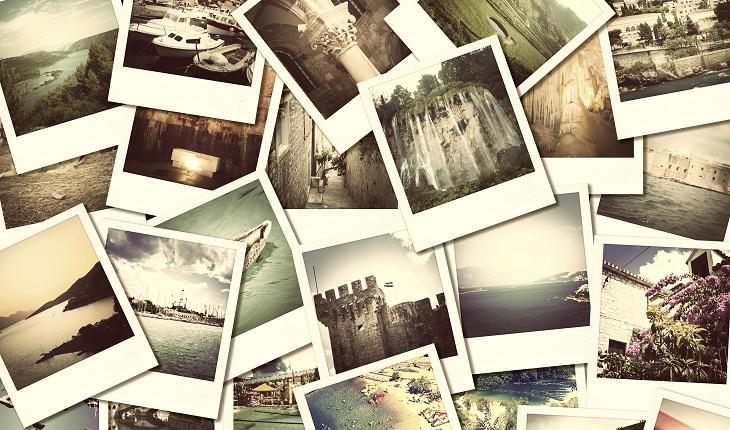 Fotos juntos de diversas viagens