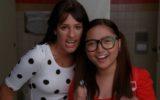Lea Michele e Charice Pempengco em Glee