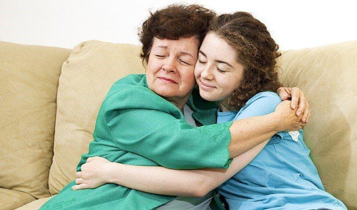 O que fazer quando rolam muitas tretas com a mãe