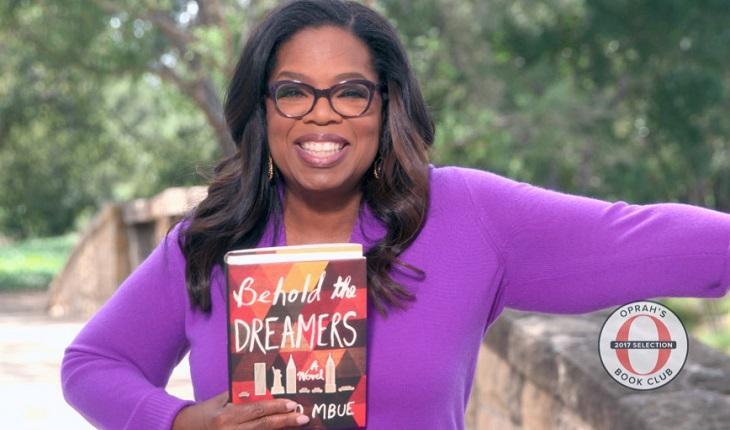 6 famosos que tem seu próprio clube do livro