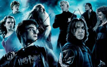 personagens de Harry Potter