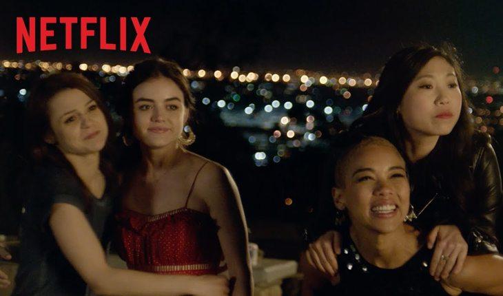 a Netflix para assistir no frio: DUDE - A VIDA É ASSIM