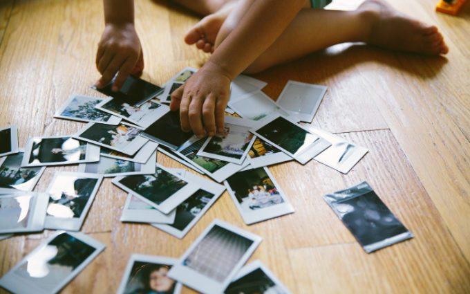 Crie seus próprios marcadores de livro com fotos Instax!