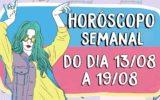 horóscopo de 13 a 19 de agosto