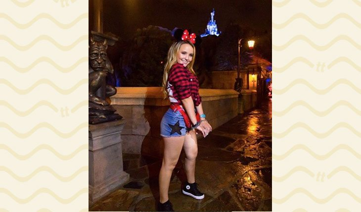 Looks da Larissa Manoela: shorts
