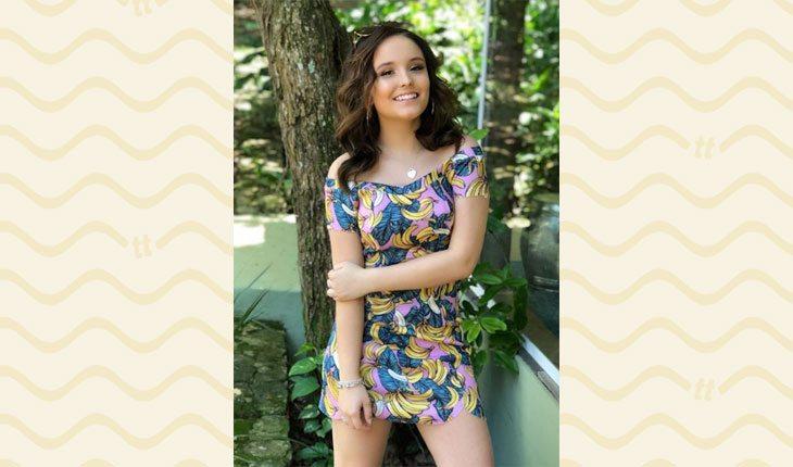 Looks da Larissa Manoela: vestidos