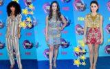 Looks das famosas no Teen Choice Awards 2017