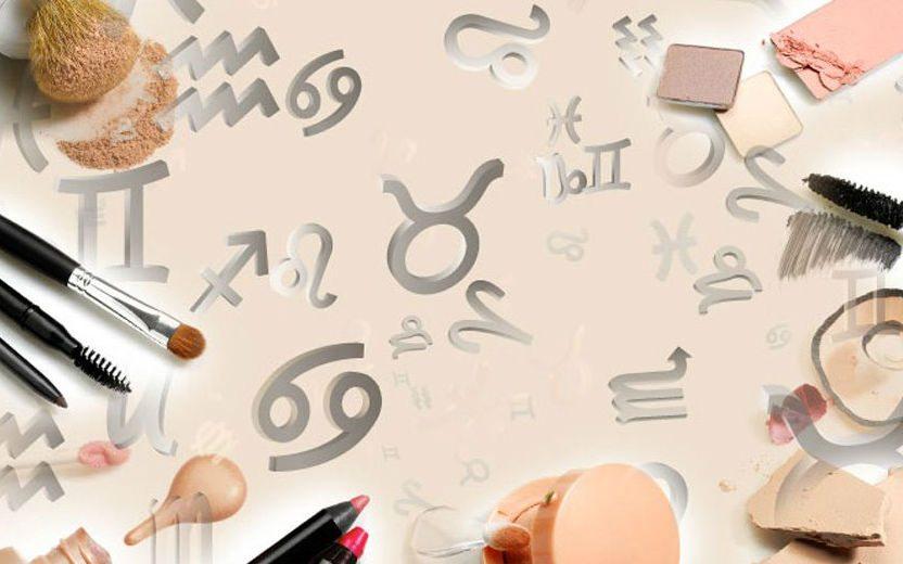 maquiagem de cada signo