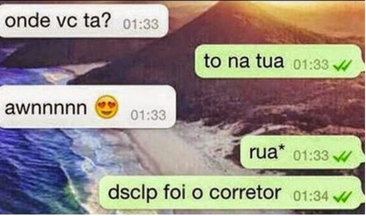 crush no WhatsApp