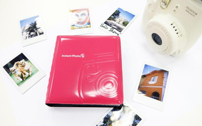 Confira 3 jeitos diferentes de guardar suas fotos Instax!