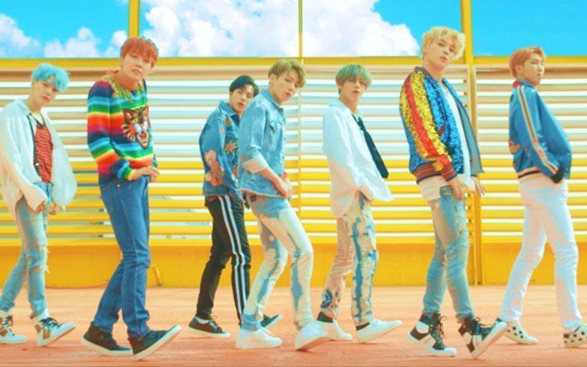 "BTS lança novo álbum! Ouça ""Love Yourself: Her"""