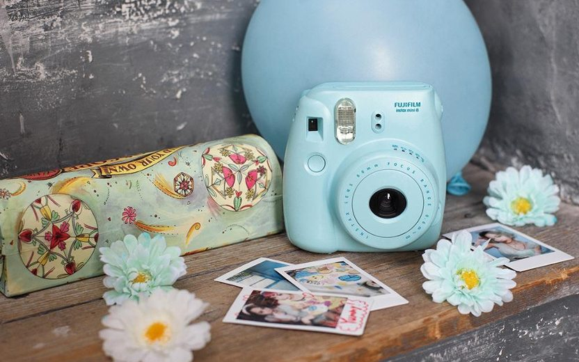Fotos Instax: aprenda a conservar as suas para que continuem sempre lindas!