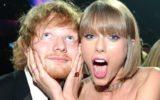 """Ed Sheeran fala sobre novo álbum de Taylor Swift: """"inesperado e diverso"""""""