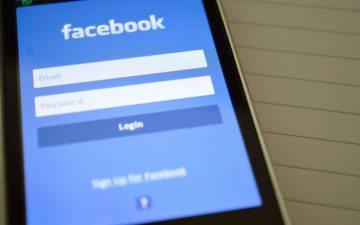 funcionalidade do facebook