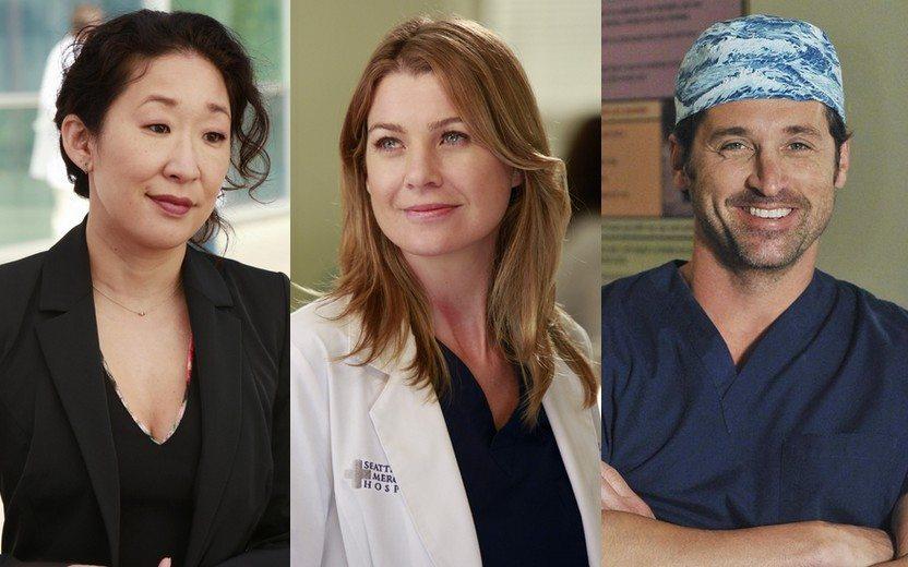 Qual é o personagem de Grey's Anatomy de cada signo?