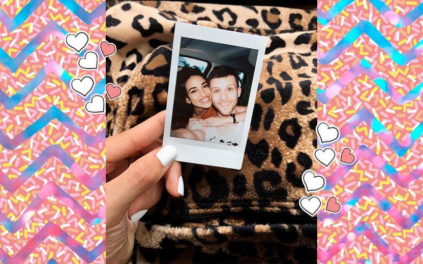 Ideias de fotos Instax para tirar com o crush