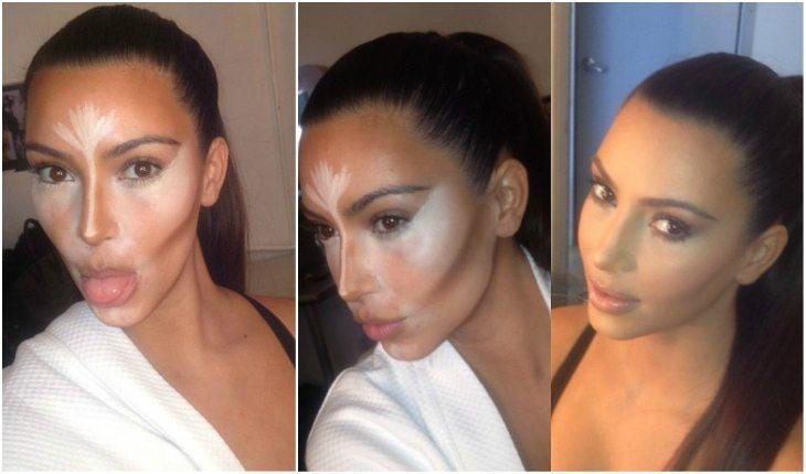 Descubra os segredos das maquiagens baphônicas das Kardashians