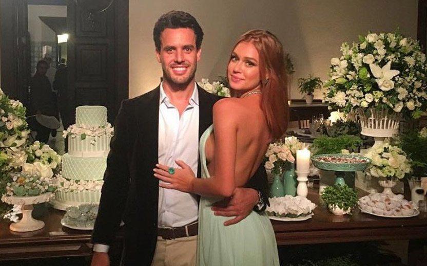 Lista de presentes de casamento da Marina Ruy Barbosa tem vaso de R$43 mil e outros itens luxuosos