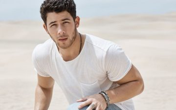 "Nick Jonas ""Find You"""