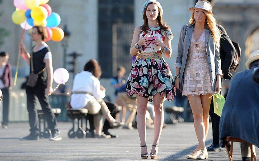 32 looks de Gossip Girl que você já desejou tendências de primavera e verão
